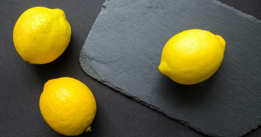 Citronen: 4 sjove facts om citroner, du (måske) ikke vidste