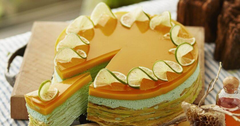 Citron-desserter: De 4 bedste dessert opskrifter med Citron