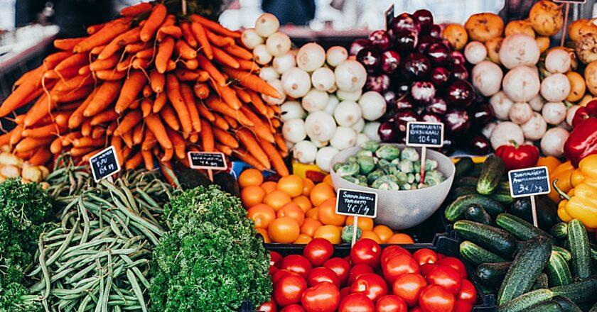 Hvorfor frugt og grønt? 5 fordele