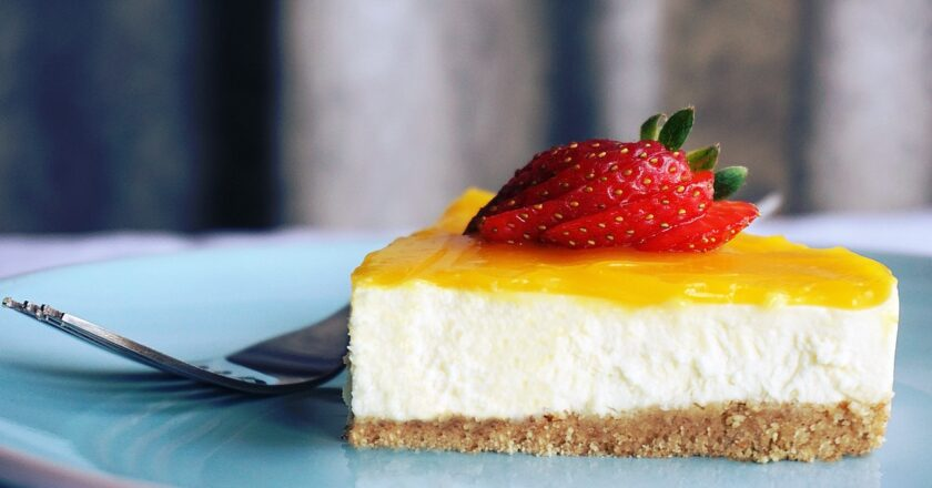 Citron cheesecake: De 5 bedste opskrifter på cheesecake med citron