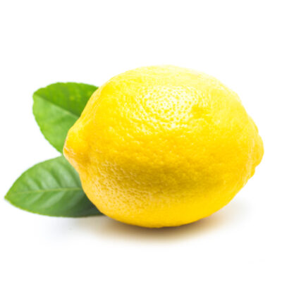 Hvor meget saft er der i en citron?