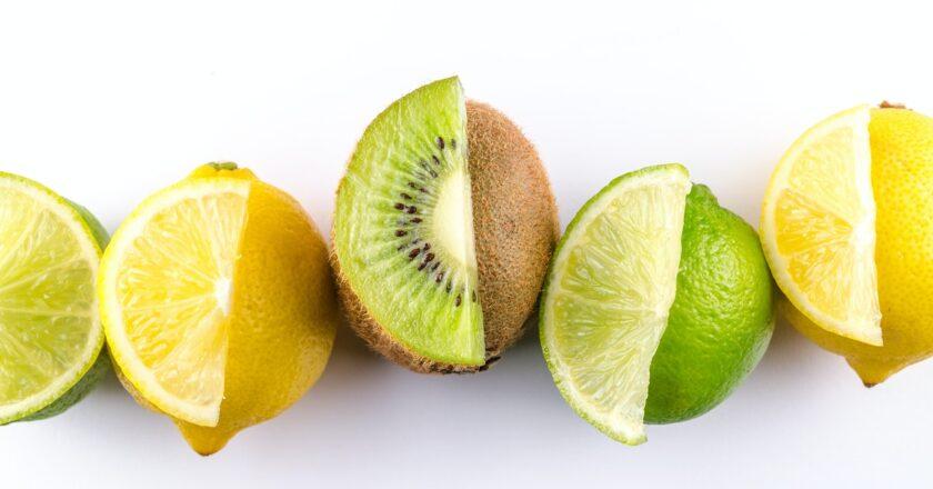 Hvad er forskellen på citron og lime?